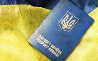 Проверка готовности заграничного паспорта Украина – пошаговая инструкция