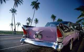 Путешествие по Майями на авто: особенности и преимущества