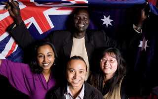 Двойное гражданство Австралия: как получить, документы