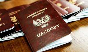 Как получить паспорт ДНР – пошаговая инструкция