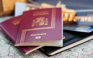 Спонсорское письмо для визы в Испанию – подробная информация