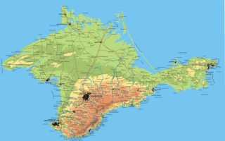 Где в Крыму лучше жить: полезная информация + советы