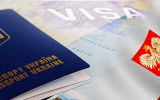 Какие документы нужны для визы в Польшу: подробный список