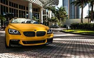 Аренда авто в Майами – где и как взять машину напрокат?