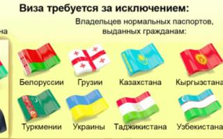 Виза в Азербайджан – виды, сроки и особенности получения