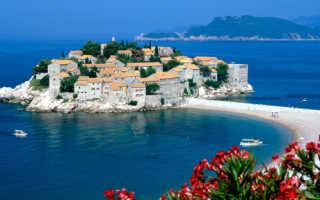 В Черногорию виза нужна или нет: подробная информация