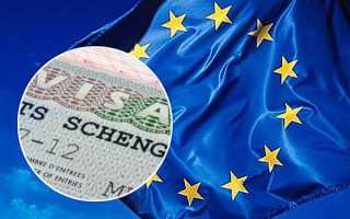 Что такое шенгенская мультивиза
