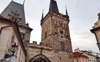 Путешествие в Прагу – подробная инструкция + достопримечательности