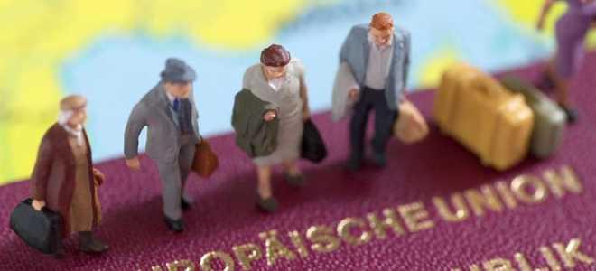 Иммиграция в Германию по Еврейской Линии: особенности