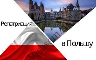 Репатриация в Польшу из России – как принять участие в программе