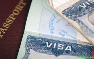 Как оформить визу в США – подробная инструкция