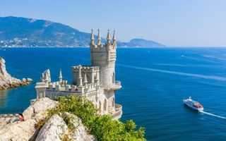 Где в Крыму лучше жить