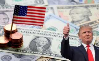 Какая средняя зарплата в США у разных профессий?