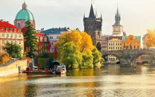Нужна ли в Прагу виза