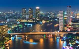 Транзитная виза в Таиланд – сроки и особенности получения