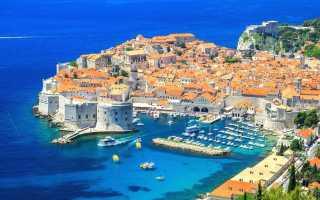 Пример заявление на получение хорватской визы