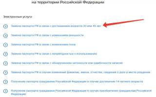 Замена загранпаспорта по истечении срока через госуслуги: пошаговое реководство