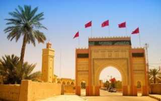 Виза в Марокко для россиян: оформление, стоимость, таможенный контроль в стране
