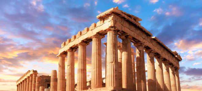 Греция: что посмотреть и куда сходить