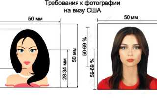 Виза в США для граждан Казахстана – виды и этапы оформления