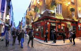 Виза в Ирландию – виды, сроки и особенности получения