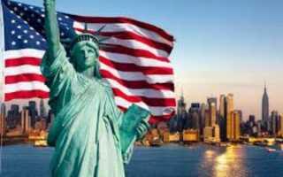 Рабочая виза в США для россиян: виды, правила оформления