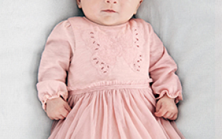 Как сфотографировать грудного ребенка на загранпаспорт