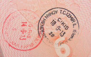 Виза в Турцию – виды, сроки и особенности получения