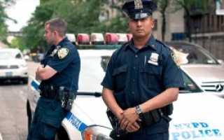 Зарплата полицейского в США – сколько зарабатывают копы?