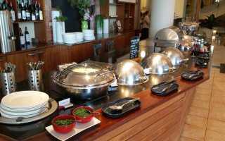 Виды питания в отелях: расшифровка и пояснения