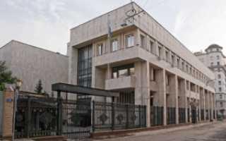 Посольство Республики Узбекистан – адреса, функции, порядок обращения
