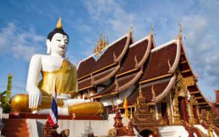 Туристическая виза в Таиланд для россиян – сроки и особенности получения