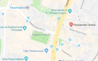 Посольство Туниса в Москве – адреса, функции, порядок обращения