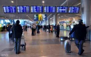 Как вести себя в аэропорту первый раз – подробная инструкция