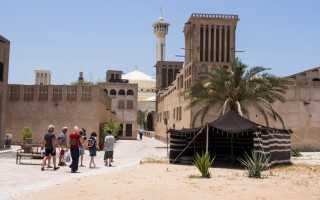 ОАЭ: что посмотреть и куда сходить