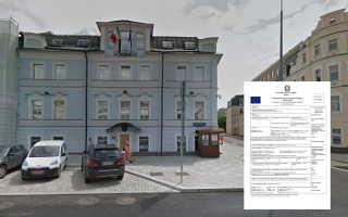 Документы на итальянскую визу: полный список, бланк анкеты