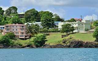 Отдых на острове Сент-Люсия: особенности и преимущества