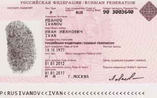 Биометрический паспорт как выглядит: подробная информация