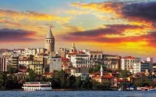 12 из самых красивых городов в Турции